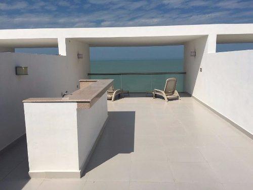 penthouse frente al mar san benito solarium