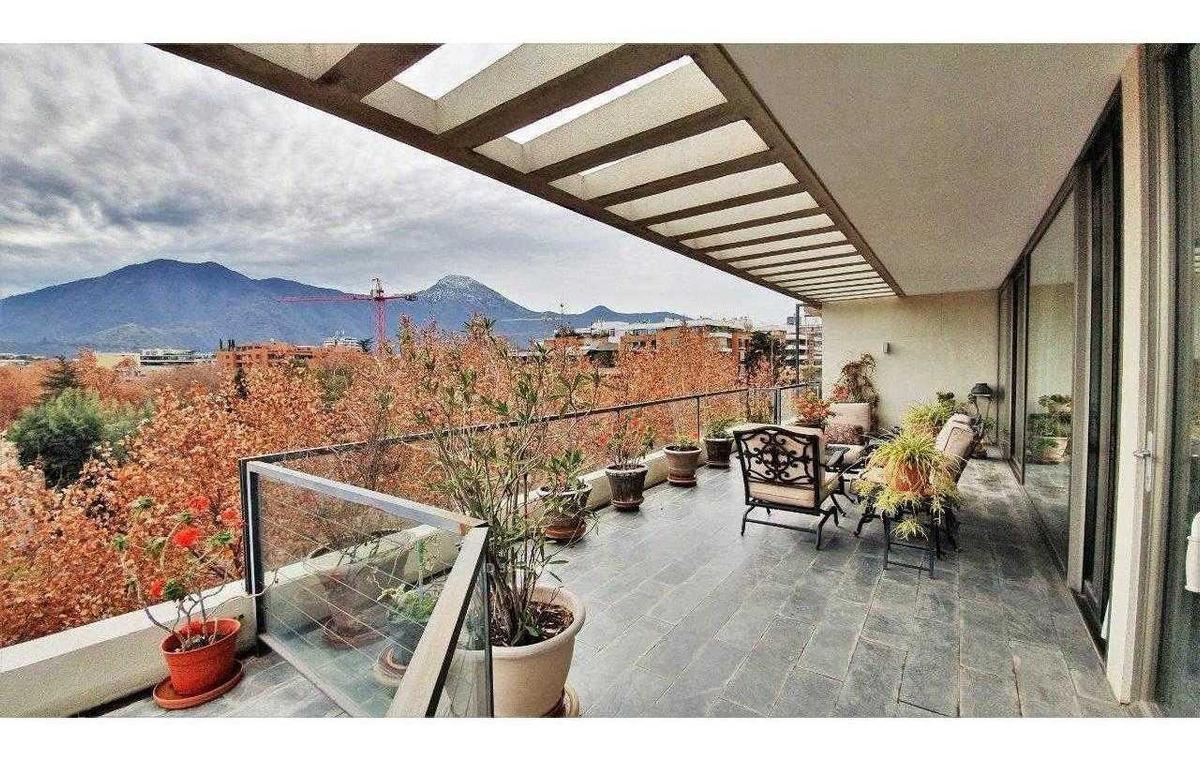 penthouse / gran terraza / museo ralli / plaza turquia