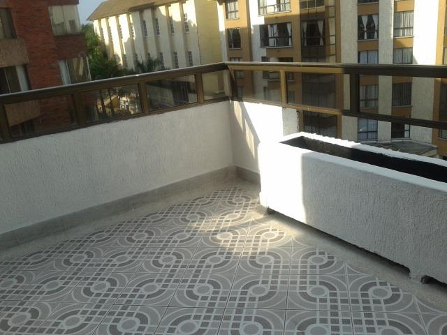 penthouse para la venta en norte de  armenia q.