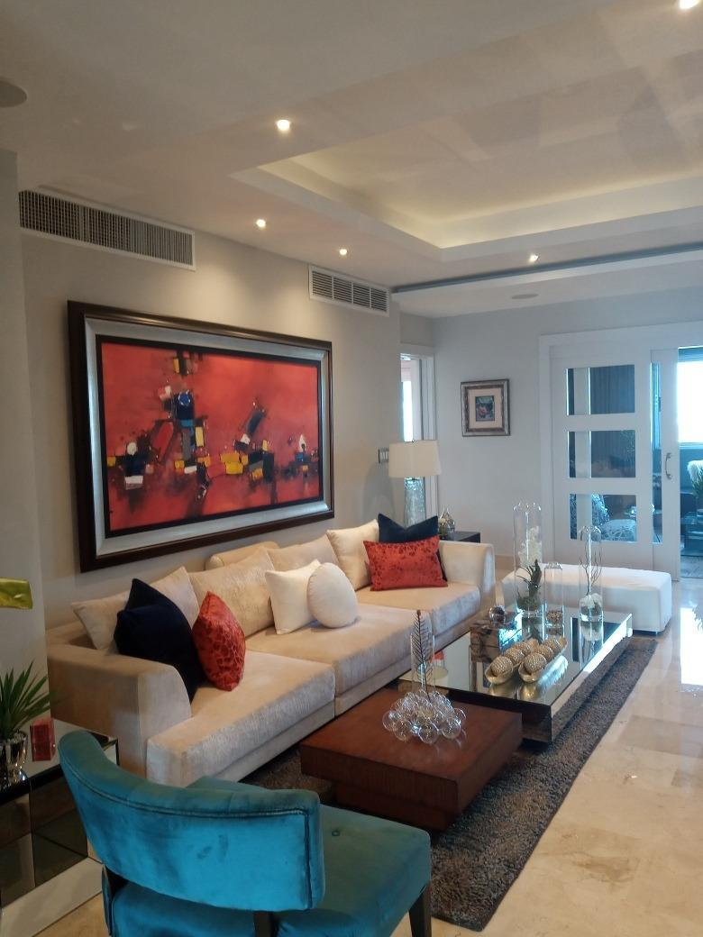 penthouse piantini en venta en apartamentos en mercado ...