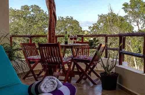 penthouse selva madre tulum seminuevo amueblado super precio