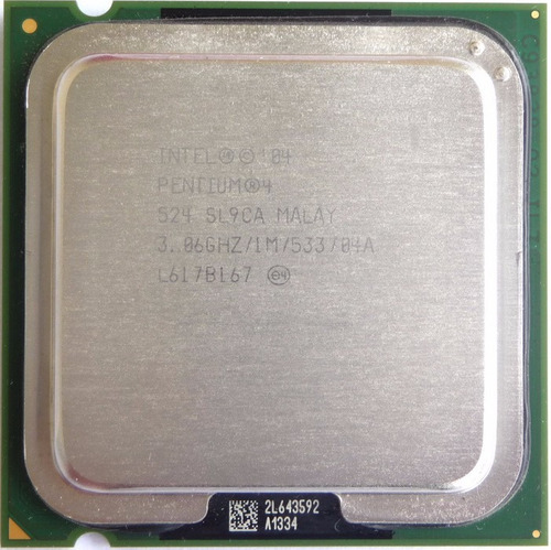 pentium 4 (524) 3.06ghz -socket 775 - hyperthreading
