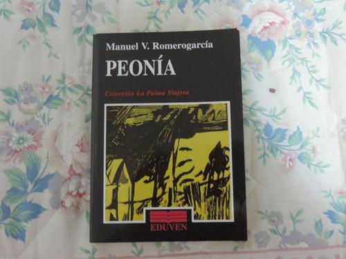 peonia manuel vicente romero garcia