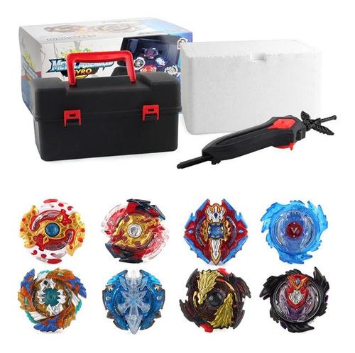 peonzas spinningtops blade burst tops juguete set xd168-21k