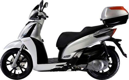people 300 motos moto scooter kymco