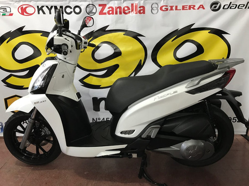 people 300 scooter kymco