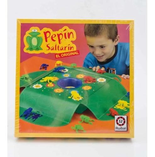 pepin saltarin ruibal 3000 educando juego de mesa