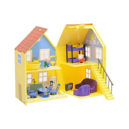 peppa casa deluxe c/figuras 05336