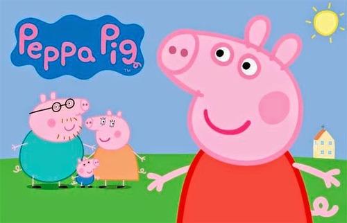 peppa pig 1° a 4° temporada completa 4 dvds 212 episodios