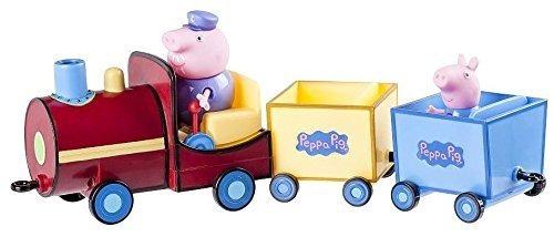 Pig Peppa Boqcderwx Tren 92601 Grandpa Juguete R53ALqc4j