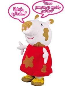 peppa pig apeluchado habla coleccionable
