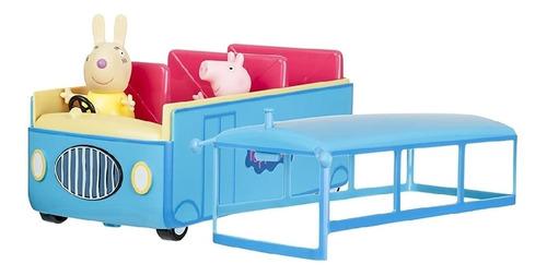 peppa pig autobús escolar original