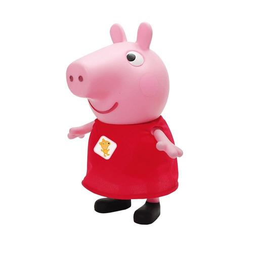 peppa pig - boneca peppa pig multibrink