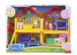 peppa pig casa de juego deluxe original ee.uu!!