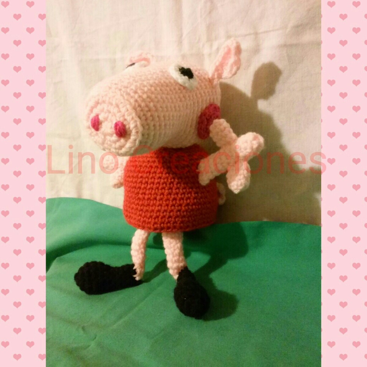 10 Handmade Peppa Pigs That Prove Craft Is Awesome in 2020 | Peppa ... | 1200x1200
