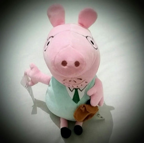 George Peppa Familia Pig Papá Y Mamá 354jqLAR