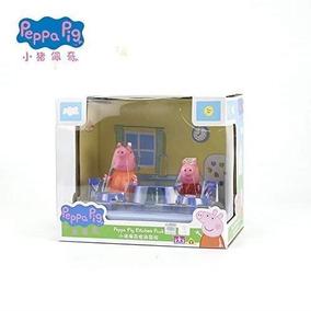 Peppa Kitchen Pig Cmama Sobre Pack peppa Ruedas Juguetes OPkXZiuwT