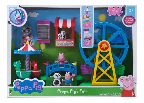 peppa pig muñecos peppa  centro  diversion