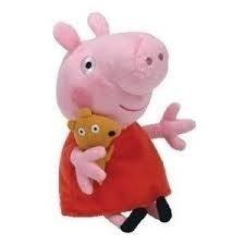 peppa pig ou george pig - pronta entrega- 30 cm