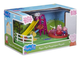 Parquecon Sonidos Juego Peppa Set De Pig QCWdoxEBer