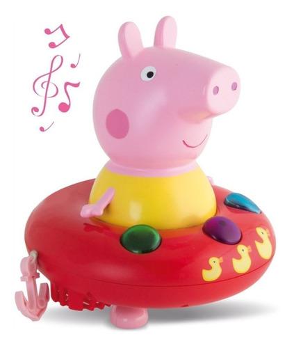 peppa pig - splash con luces y sonidos