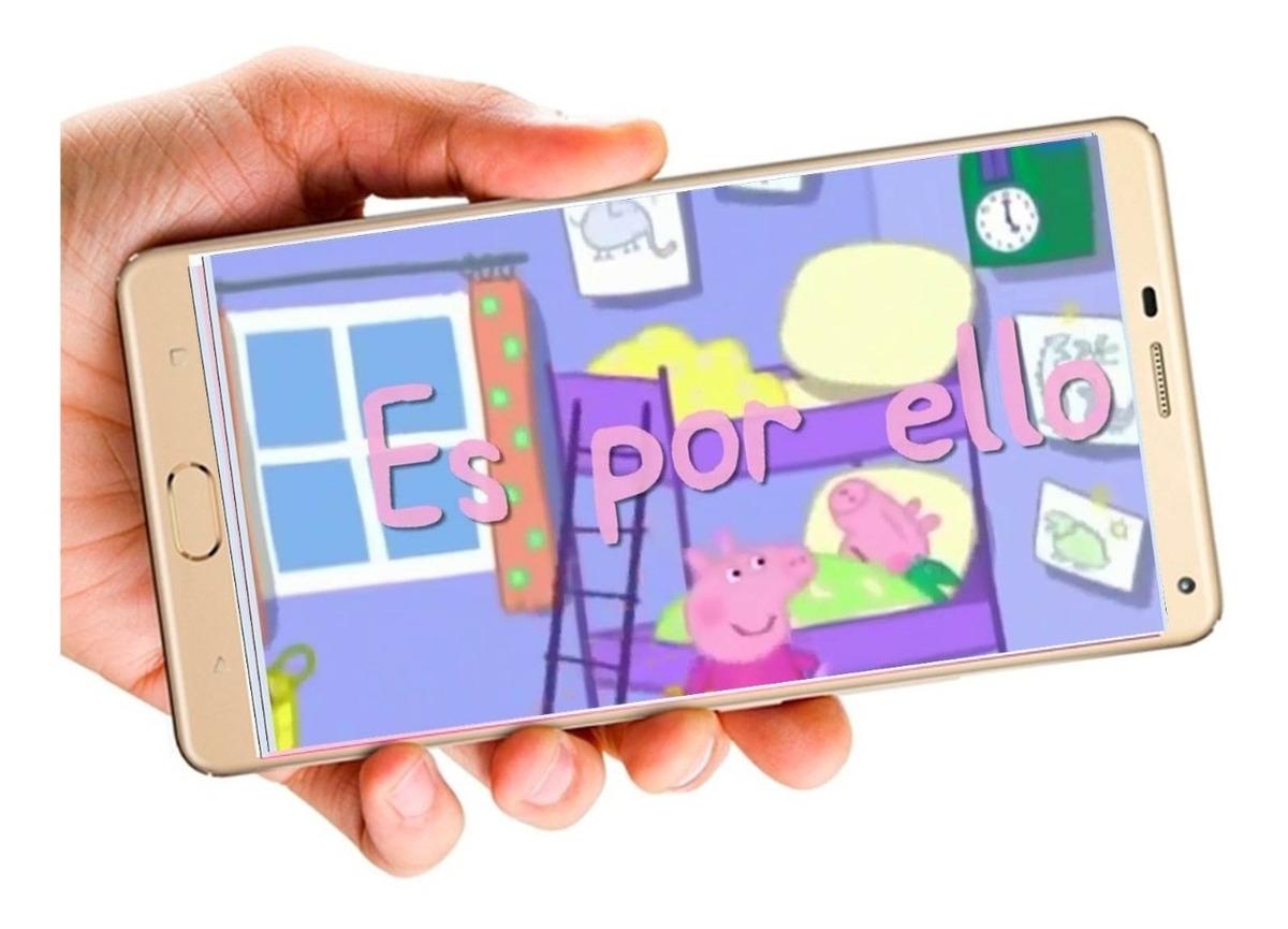 Peppa Pig Vídeo Tarjeta Invitación Digital Cumpleaños Whapsa