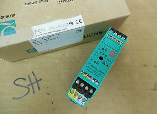 pepperl safety monitor vaa-2e2a-ke1-s/e2