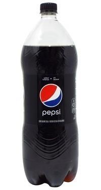 pepsi black 2.5 l .