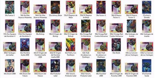 pepsi cards 01 a la 100 - distribuidor
