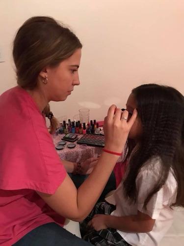 peq. momentos spa para nenas a domicilio. zona norte/capital