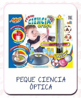 peque ciencia optica mi alegria!!!!