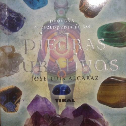 pequeña enciclopedia de piedras curativas - tikal