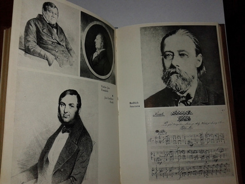 pequeña historia de la musica checa y eslovaca.tomo i. (ltc)