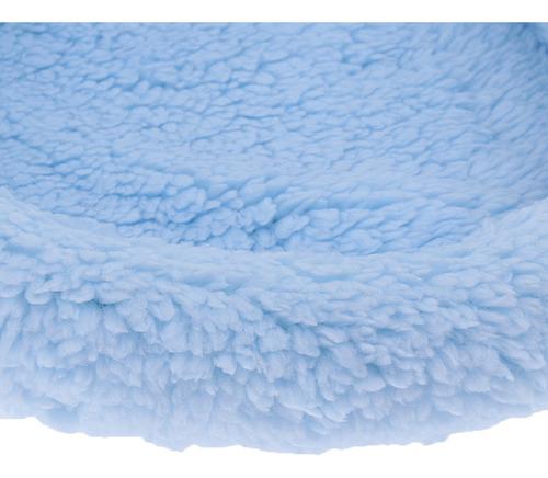 pequeña mascota fleece mat winter warm bedding furniture