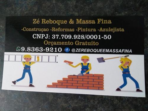 pequenas médias e grandes obras? #zéreboqueemassafina