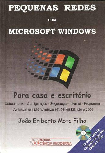 pequenas redes com microsoft windows