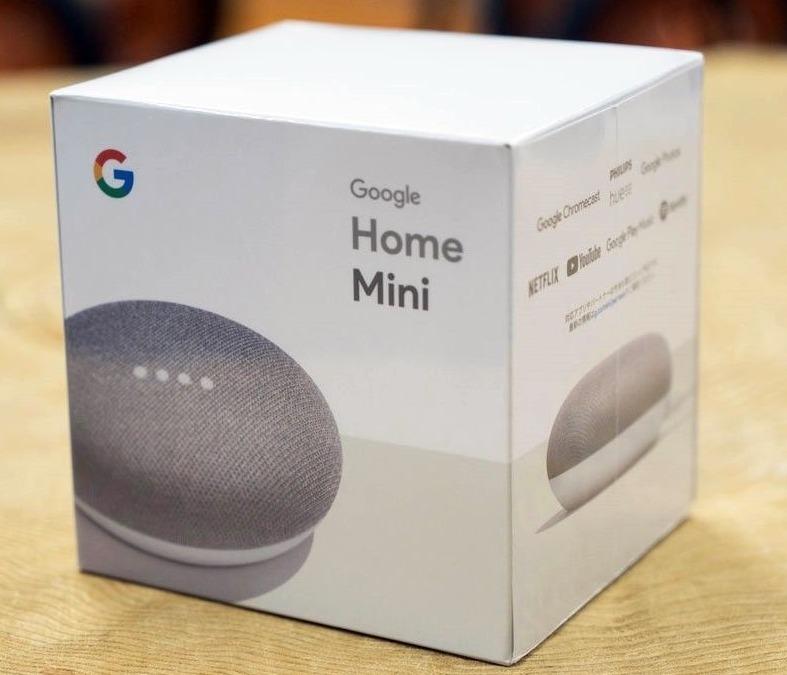 Pequeño Altavoz Inteligente Google Home Mini Xtr C -   1 354e2e614b2b