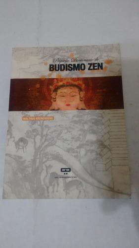 pequeño diccionario de budismo zen de malthus kronenberg