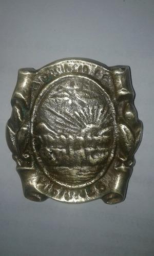 pequeño escudo provincia de misiones .