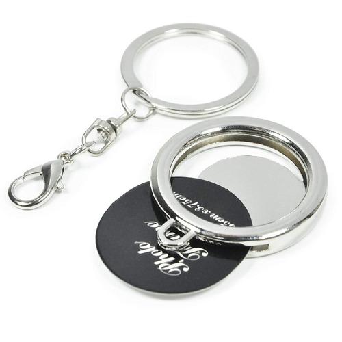 pequeño imagen marco clave cadena ornamento ( círculo )