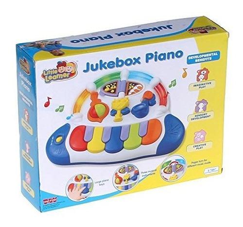 pequeño jukebox piano principiante