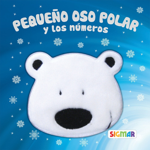 pequeño oso polar colección algodón
