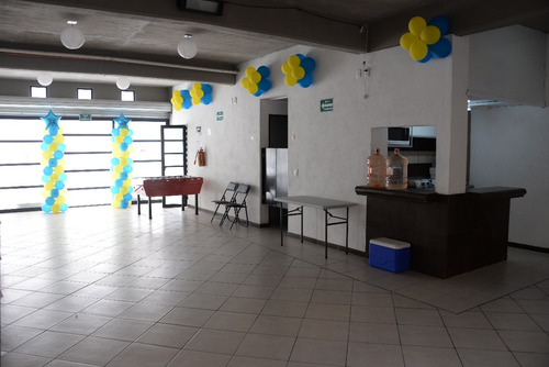 pequeño salon de fiestas infantiles centro df cap 60 pers.