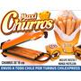Maquina Churros Electrica Nueva Exclusiva Maxi Churros