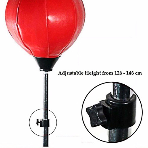 pera bola velocidad+base chupon entrenamiento y bombin