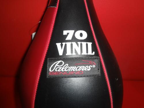 pera fija de vinil #70 color variable palomares genuino