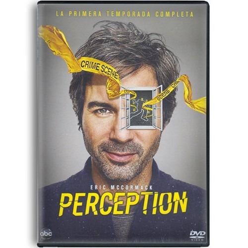 percepcion temporada 1 uno serie tv dvd