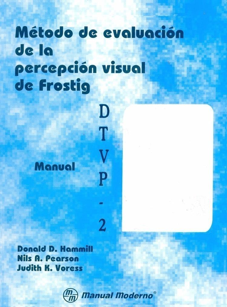 manual dtvp 2 frostig