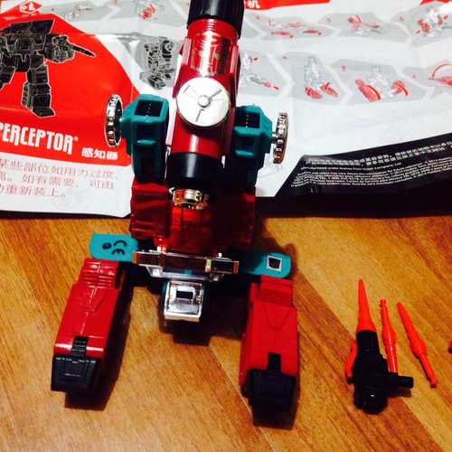 perceptor transformers g1 autobots intel ops
