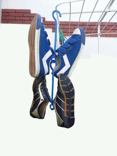 percha seca zapatillas x  unidad - novedad - baratisima - **
